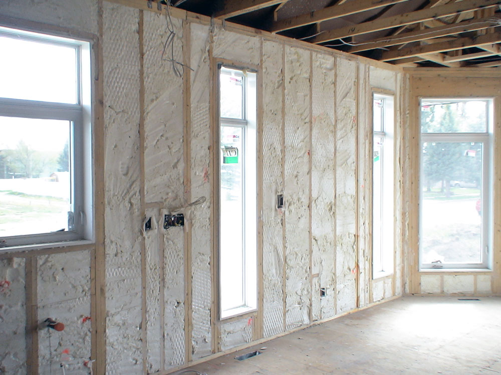 Spray foam insulation Lethbridge